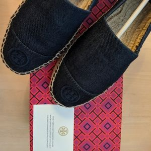 Authentic Tory Burch Flat Espadrille